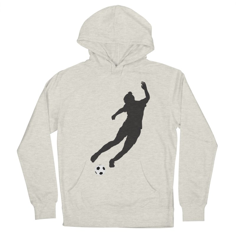 What a Kicker Women's French Terry Pullover Hoody by alrkeaton's Artist Shop