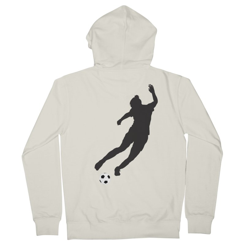 What a Kicker Women's Zip-Up Hoody by alrkeaton's Artist Shop