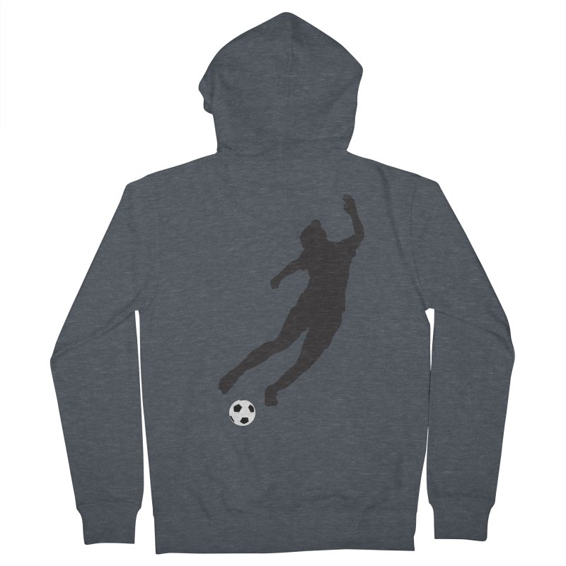 What a Kicker Men's French Terry Zip-Up Hoody by alrkeaton's Artist Shop