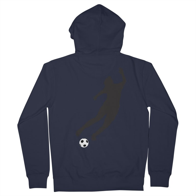 What a Kicker Men's Zip-Up Hoody by alrkeaton's Artist Shop