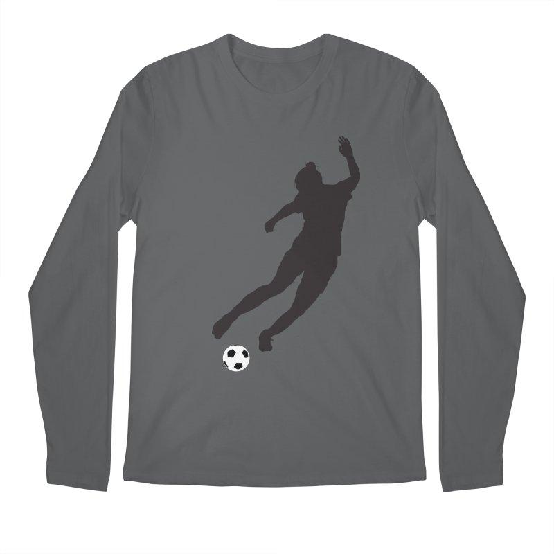 What a Kicker Men's Regular Longsleeve T-Shirt by alrkeaton's Artist Shop
