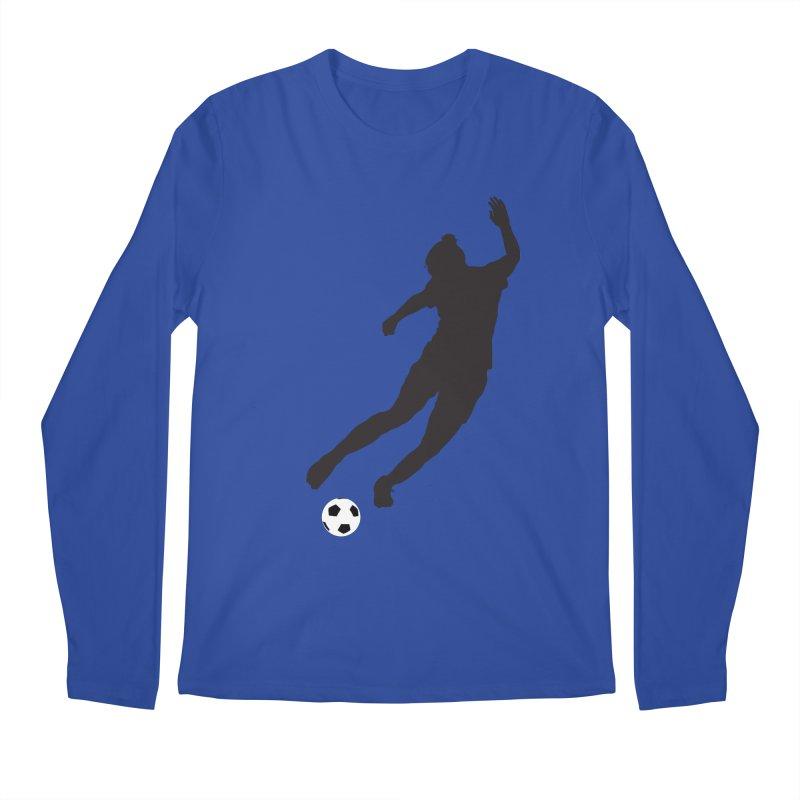 What a Kicker Men's Longsleeve T-Shirt by alrkeaton's Artist Shop