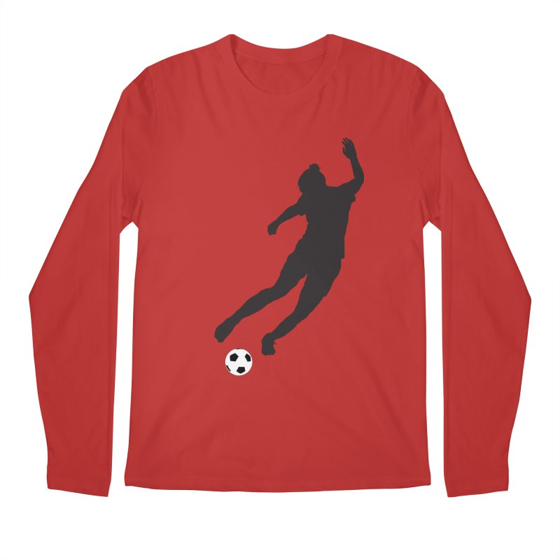 What a Kicker Men's Longsleeve T-Shirt by alrkeaton's Artist Shop