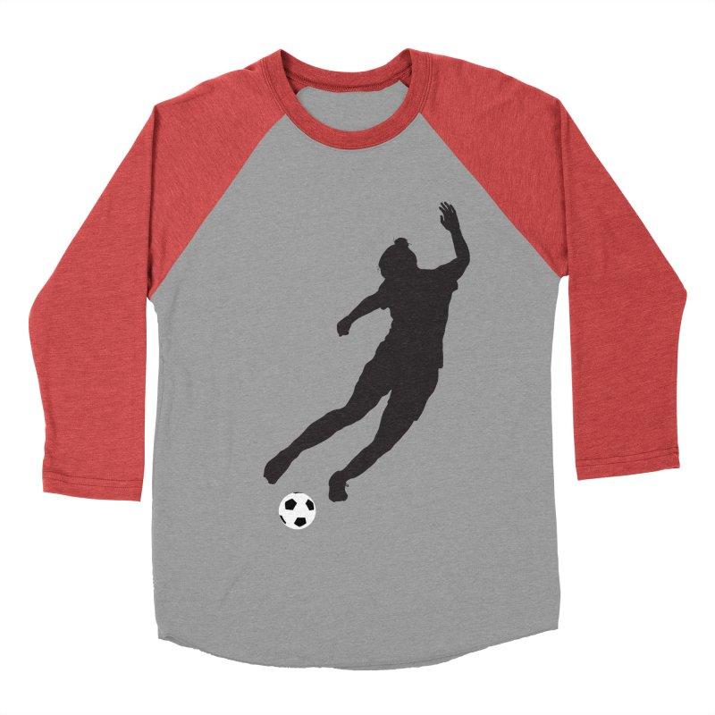 What a Kicker Women's Baseball Triblend T-Shirt by alrkeaton's Artist Shop
