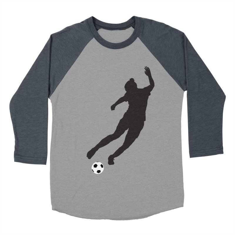 What a Kicker Women's Baseball Triblend T-Shirt by alrkeaton's Artist Shop