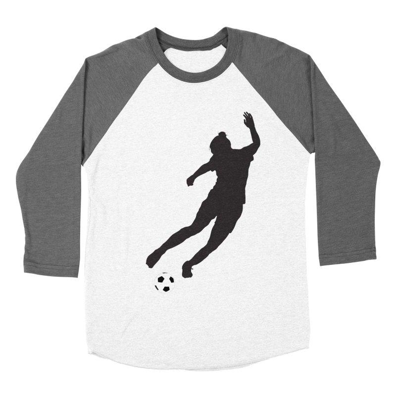 What a Kicker Men's Baseball Triblend T-Shirt by alrkeaton's Artist Shop