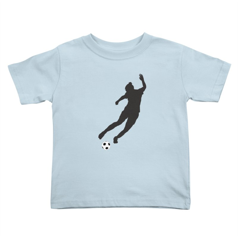 What a Kicker Kids Toddler T-Shirt by alrkeaton's Artist Shop