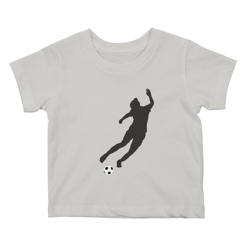 What a Kicker Kids Baby T-Shirt by alrkeaton's Artist Shop