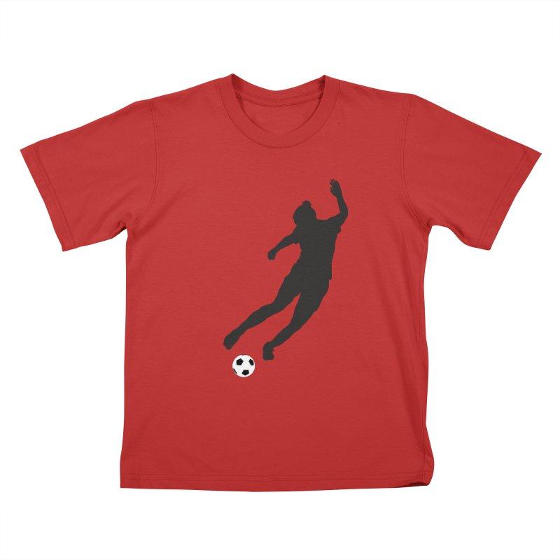 What a Kicker Kids T-Shirt by alrkeaton's Artist Shop