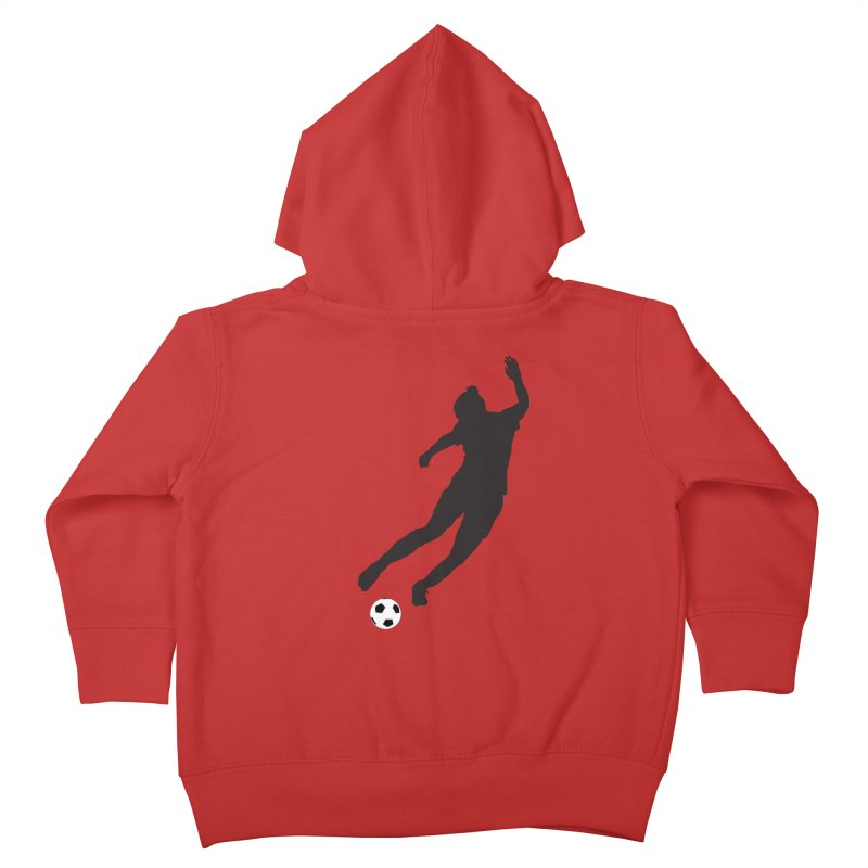 What a Kicker Kids Toddler Zip-Up Hoody by alrkeaton's Artist Shop