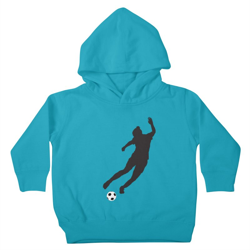 What a Kicker Kids Toddler Pullover Hoody by alrkeaton's Artist Shop