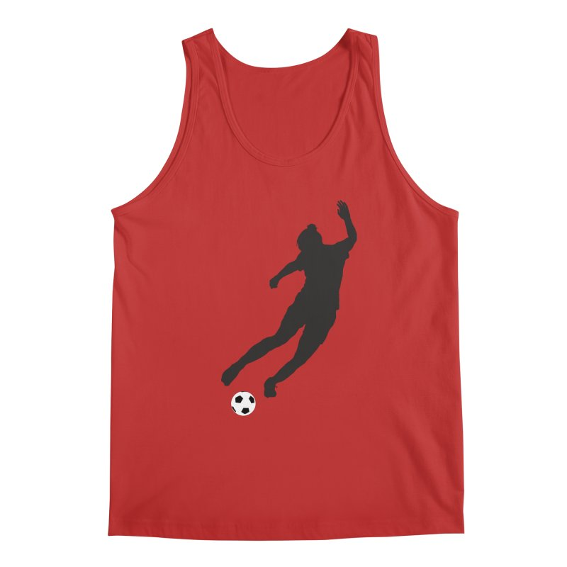 What a Kicker Men's Regular Tank by alrkeaton's Artist Shop
