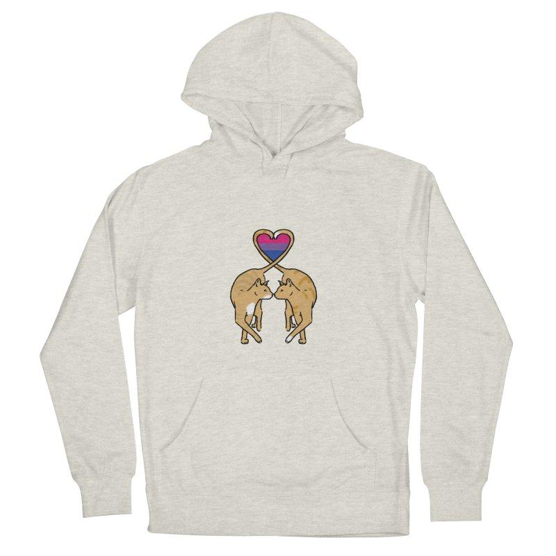 Bi Pride - Love Cats Men's Pullover Hoody by alrkeaton's Artist Shop