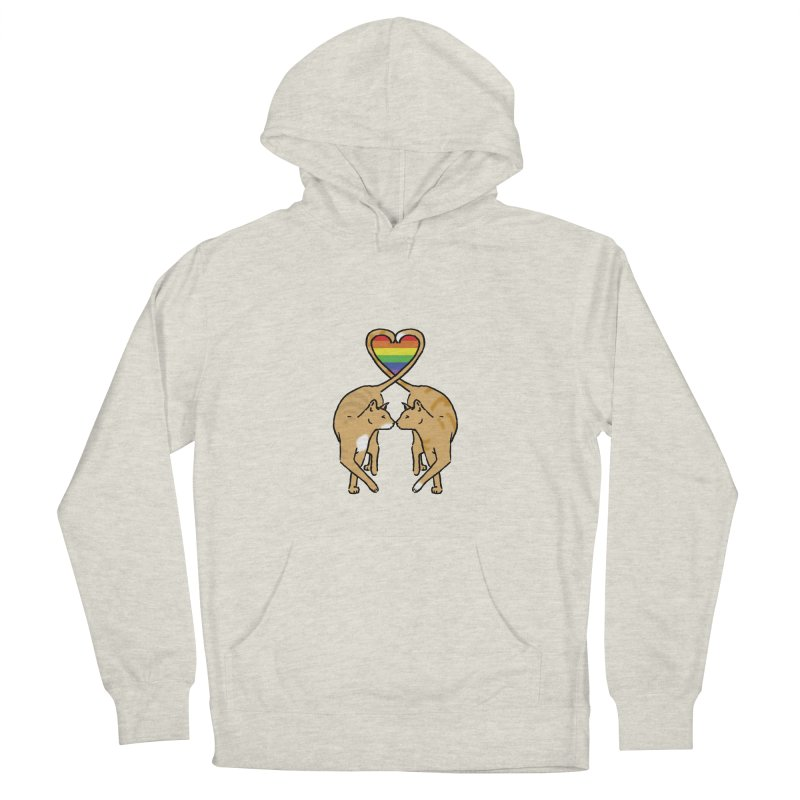 Gay Pride - Love Cats Women's French Terry Pullover Hoody by alrkeaton's Artist Shop