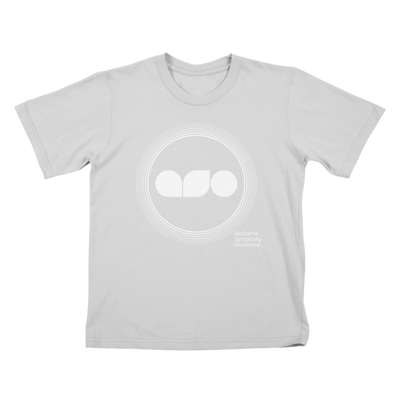 2019 ASO Tshirt Kids T-Shirt by Alabama Symphony Orchestra Goods & Apparel