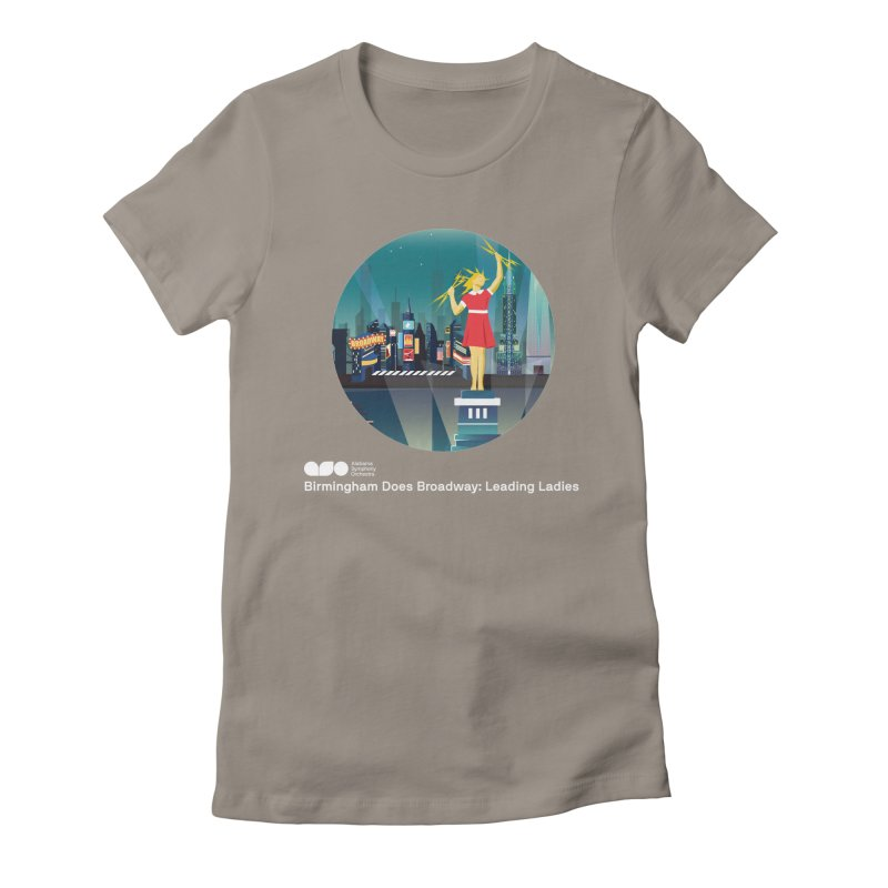 Electra Tee Women's T-Shirt by Alabama Symphony Orchestra Goods & Apparel