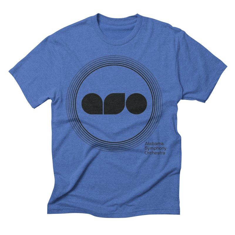 Black 2019 ASO Shirt Men's T-Shirt by Alabama Symphony Orchestra Goods & Apparel