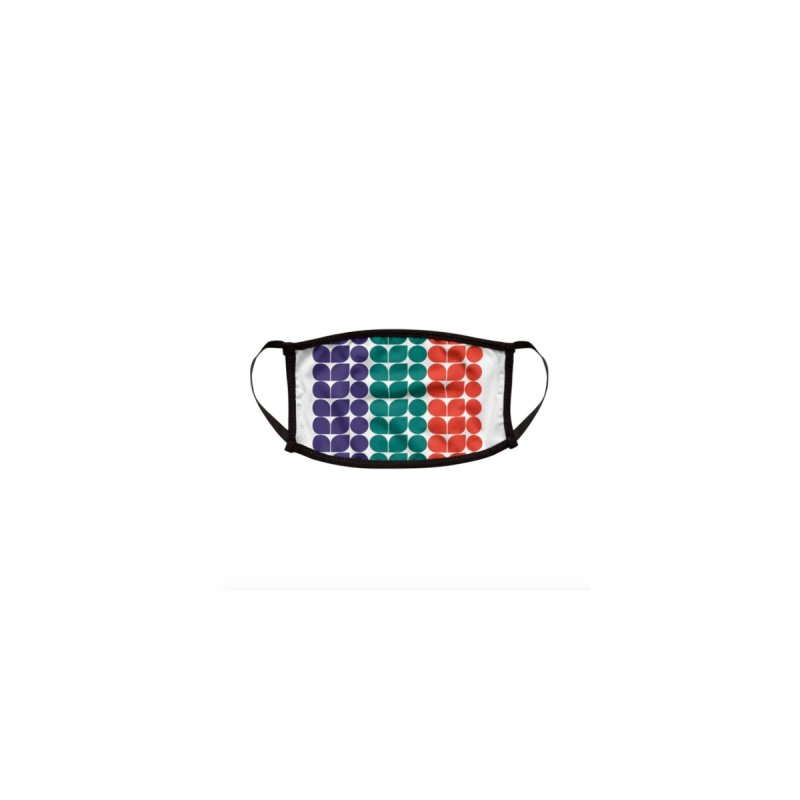 Multicolored Face Mask Accessories Face Mask by Alabama Symphony Orchestra Goods & Apparel