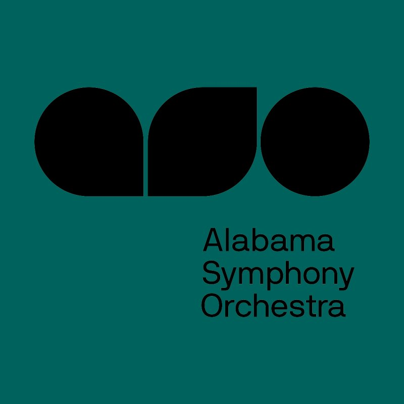 Solid Black Men's T-Shirt by Alabama Symphony Orchestra Goods & Apparel