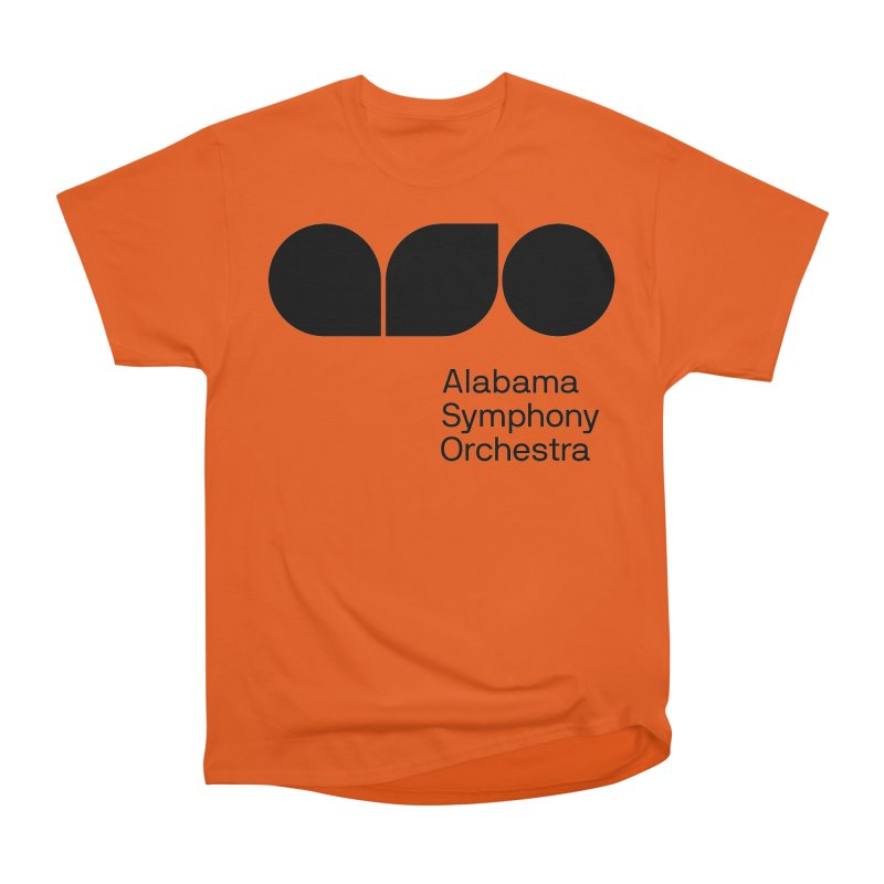 Solid Black Women's T-Shirt by Alabama Symphony Orchestra Goods & Apparel