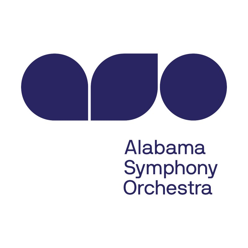 Solid Color Men's T-Shirt by Alabama Symphony Orchestra Goods & Apparel