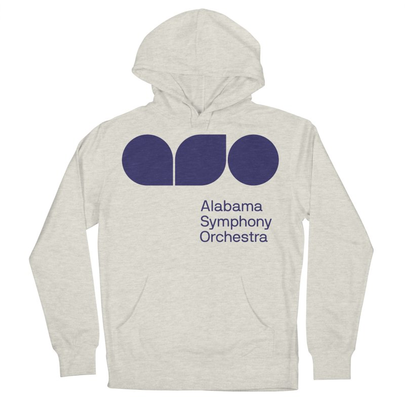Solid Color Women's Pullover Hoody by Alabama Symphony Orchestra Goods & Apparel