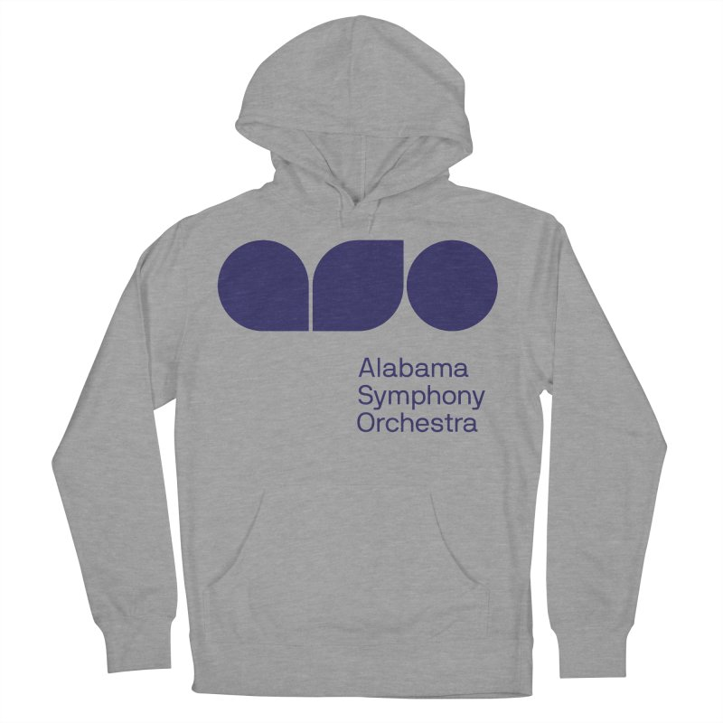Solid Color Men's Pullover Hoody by Alabama Symphony Orchestra Goods & Apparel