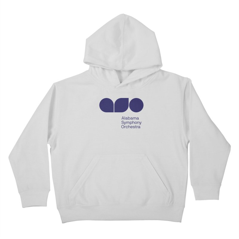 Solid Color Kids Pullover Hoody by Alabama Symphony Orchestra Goods & Apparel