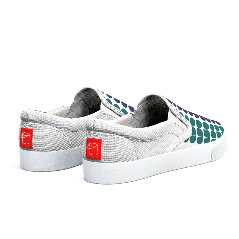 ASO logo colored Men's Shoes by Alabama Symphony Orchestra Goods & Apparel