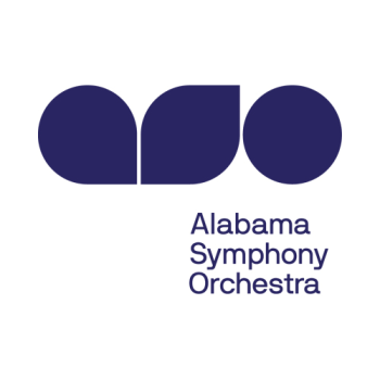 Alabama Symphony Orchestra Goods & Apparel Logo