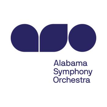 Alabama Symphony Orchestra Goods & Apparel Logo