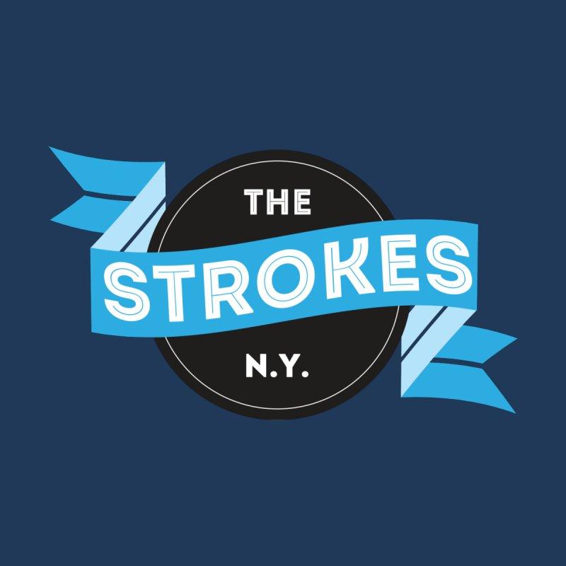 THE STROKES NY Men's T-Shirt by Alter Clothing