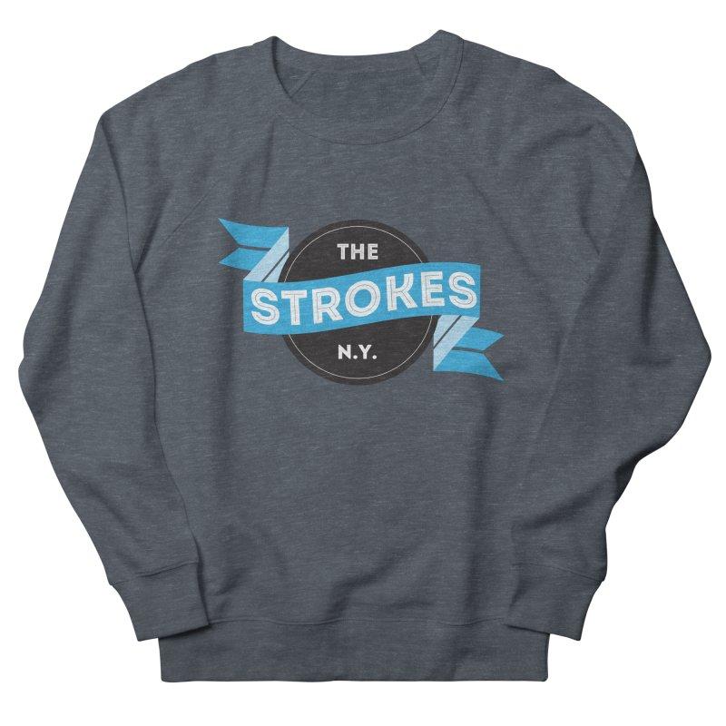THE STROKES NY Men's Sweatshirt by Alter Clothing