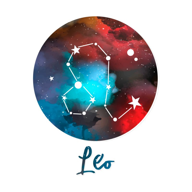 Leo Galaxy by ALTEREA MAG
