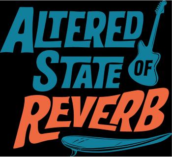 Altered State of Reverb Artist Shop Logo