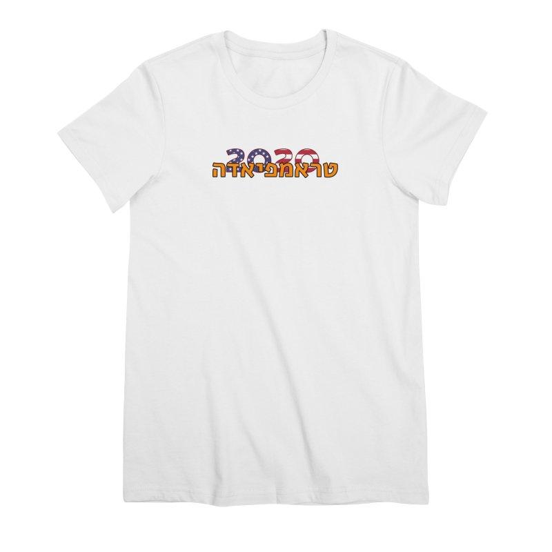 Trumpiada 2020 Women's Premium T-Shirt by ALTNEU's Artist Shop