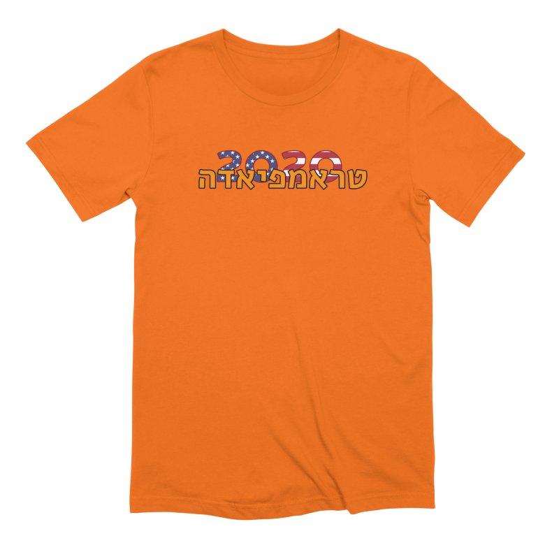 Trumpiada 2020 Men's Extra Soft T-Shirt by ALTNEU's Artist Shop