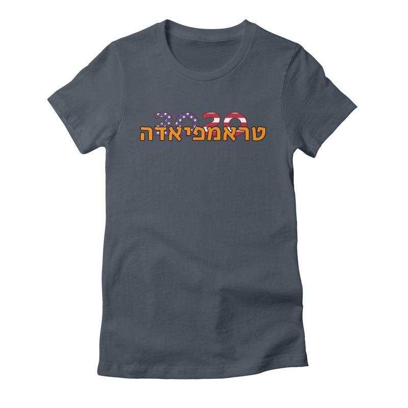 Trumpiada 2020 Women's T-Shirt by ALTNEU's Artist Shop