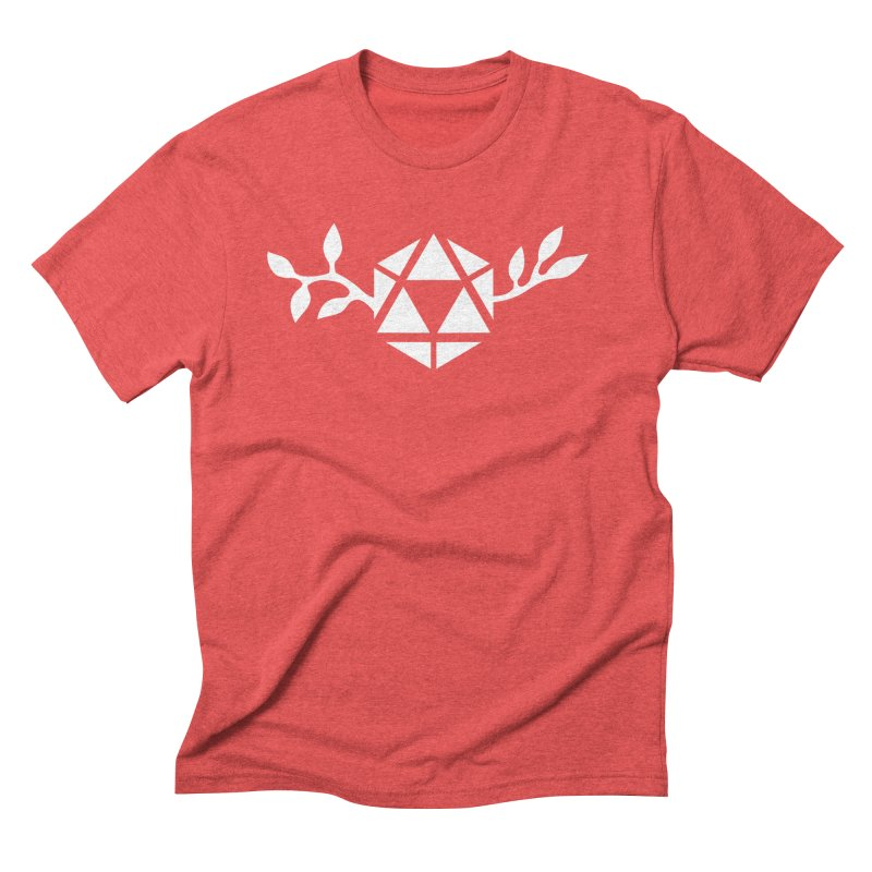 Natural 20 Men's Triblend T-Shirt by ALuckyMuse
