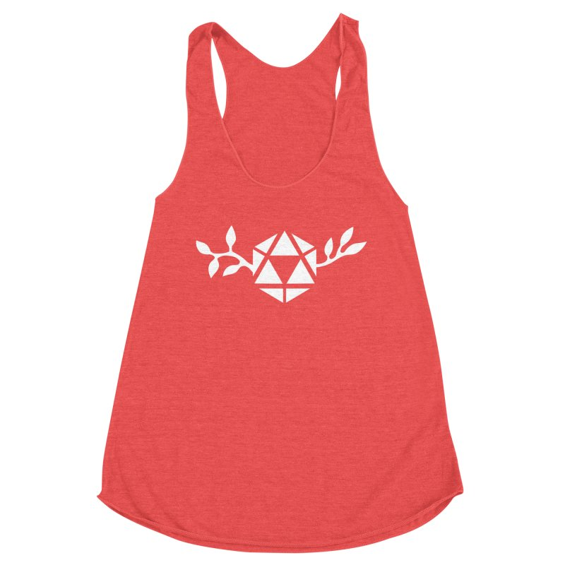 Natural 20 Women's Tank by ALuckyMuse
