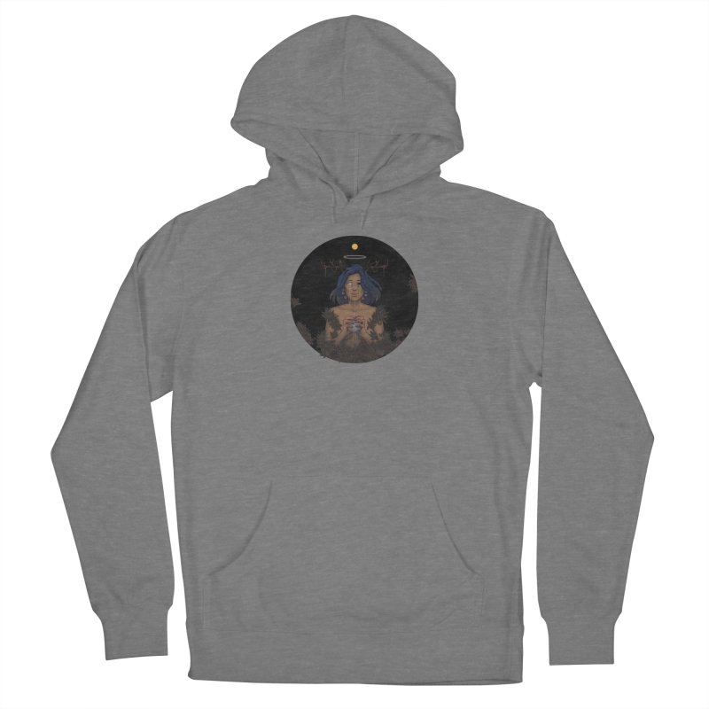 Perspective Women's Pullover Hoody by ALuckyMuse