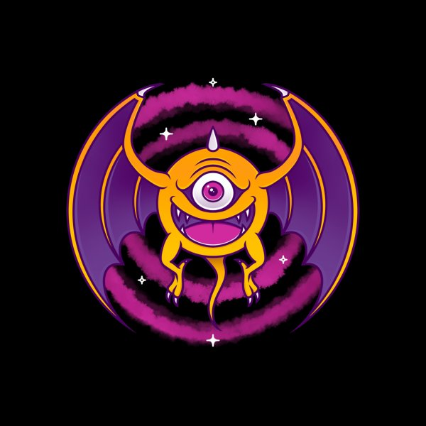 Design for Final Fantasy - Evil Eye
