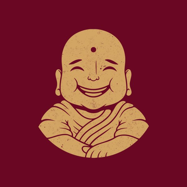Design for Happy Buddha