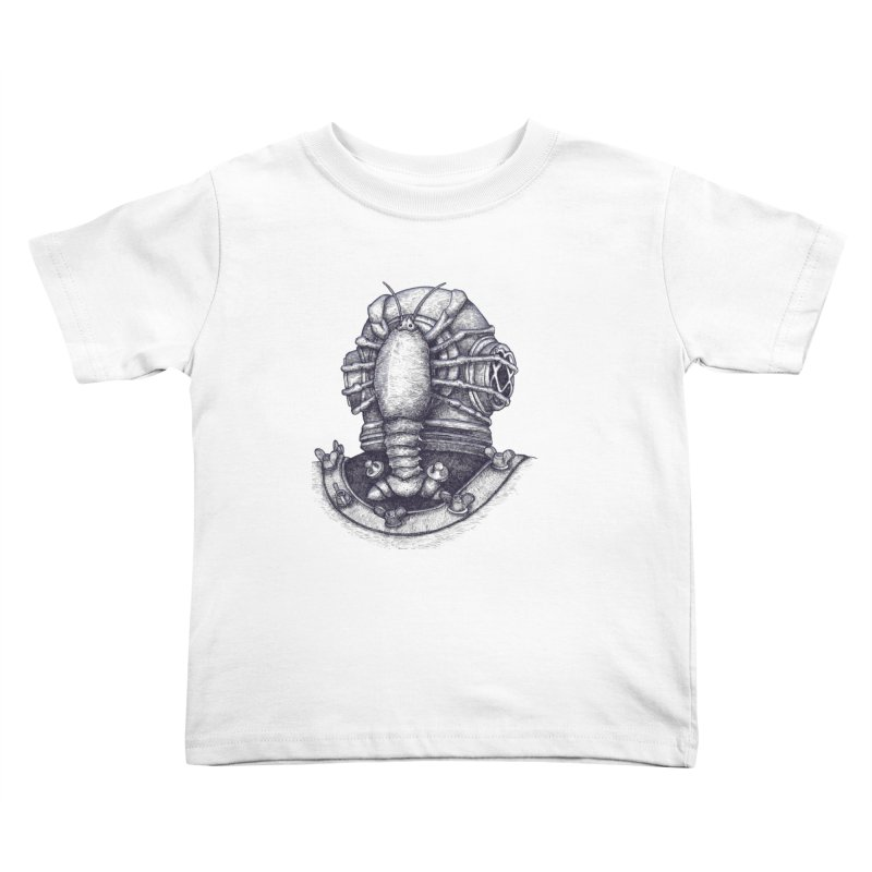 The deadliest catch Kids Toddler T-Shirt by alvarejo's Shop
