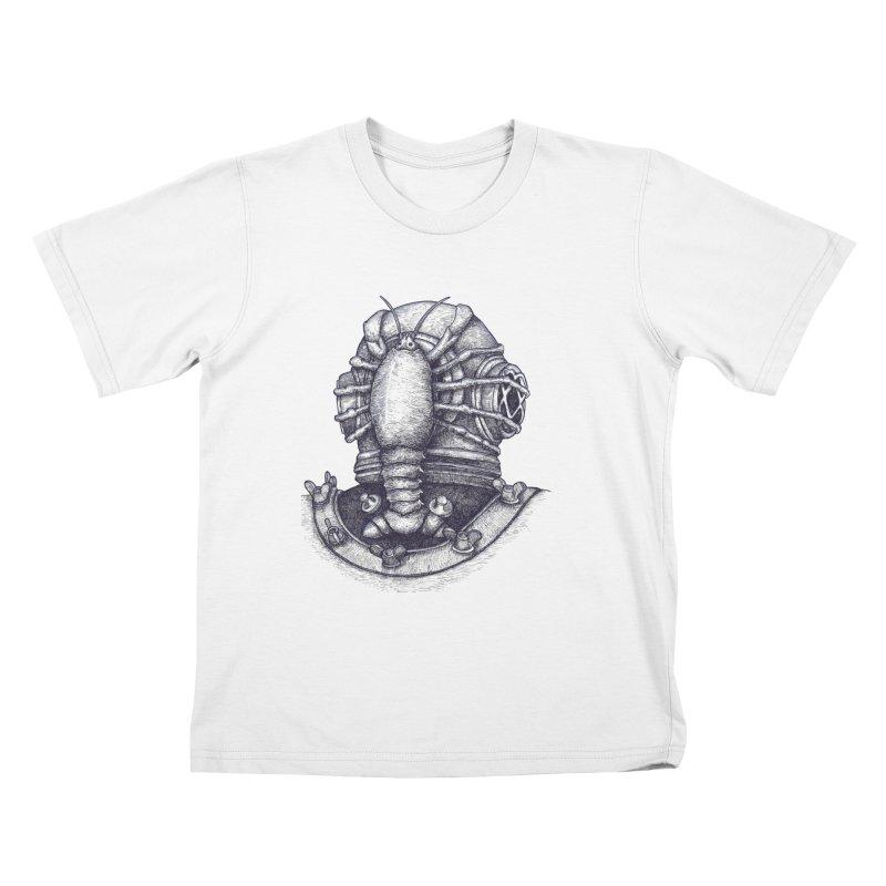 The deadliest catch Kids T-Shirt by alvarejo's Shop