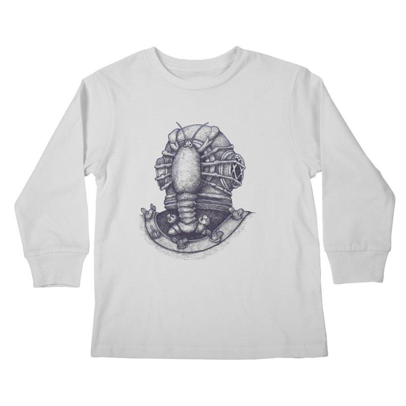 The deadliest catch Kids Longsleeve T-Shirt by alvarejo's Shop