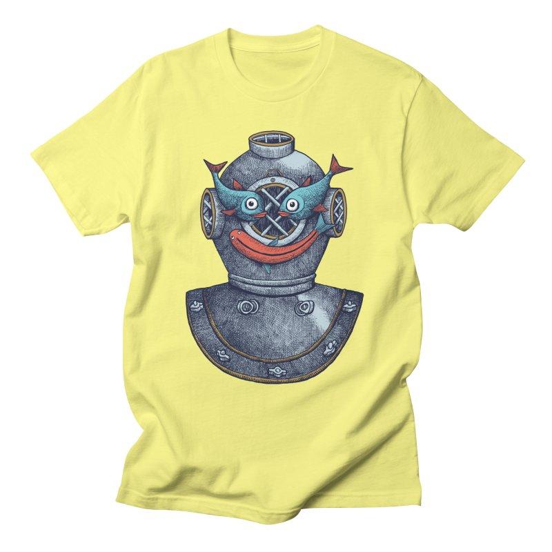 A happy travel under the sea Women's T-Shirt by alvarejo's Shop