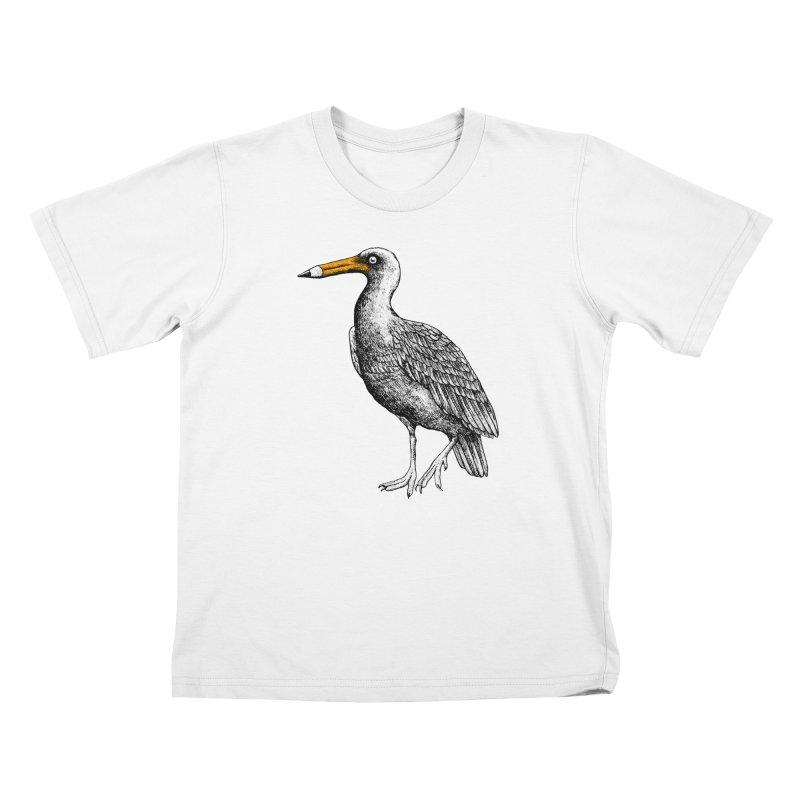 Dra-wing Kids T-Shirt by alvarejo's Shop