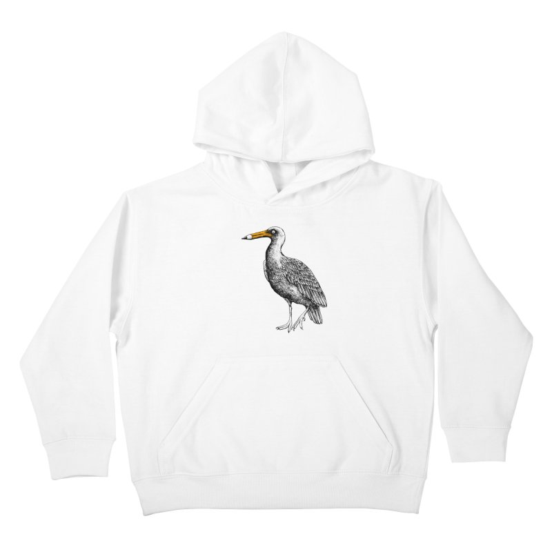 Dra-wing Kids Pullover Hoody by alvarejo's Shop
