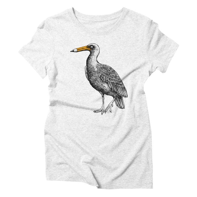 Dra-wing Women's Triblend T-shirt by alvarejo's Shop